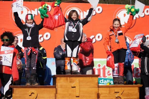 Regionali del Trofeo Giovanissimi il Patavium fa ancora bene