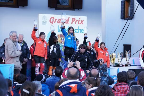 Quando la realta' supera il sogno: il Patavium con Giuli e Angi sul podio della Finale Nazionale Lattebusche