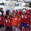Finale Lattebusche ad Arabba: Patavium ancora sul podio conferma con i suoi ragazzini l'indimenticabile stagione agonistica 2012/2013.