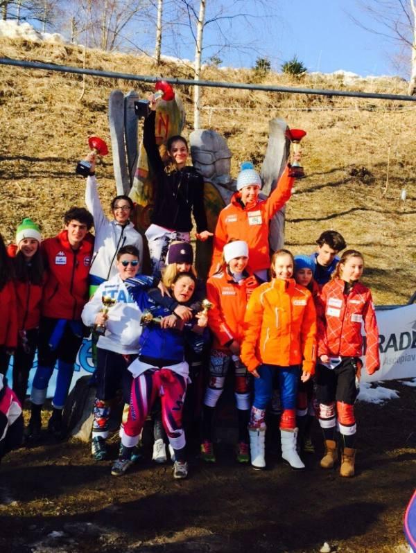 Slalom Lattebusche-Ascotrade 18/02/2015
