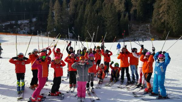 Cena Sociale 2017 e Giornata dello sci Padovano 2017