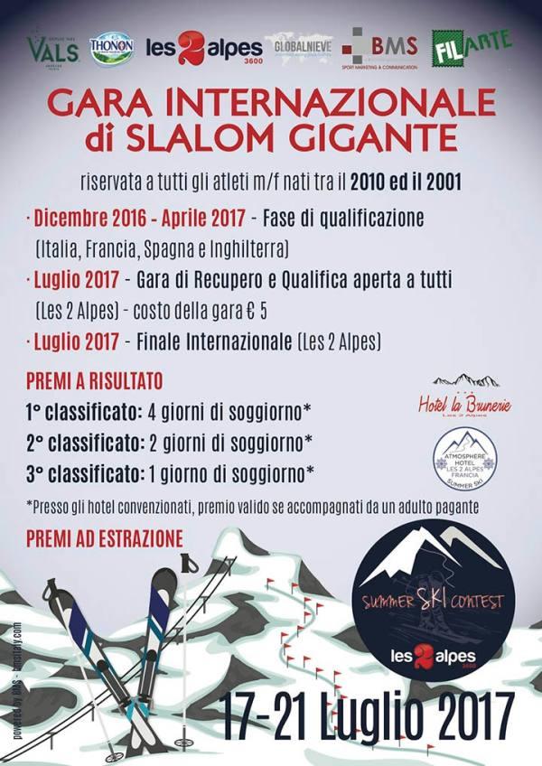 Tanti premi in palio per la gara del Criterium Primaneve a Passo San Pellegrino