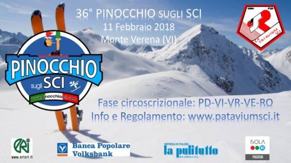 36° Pinocchio sugli sci