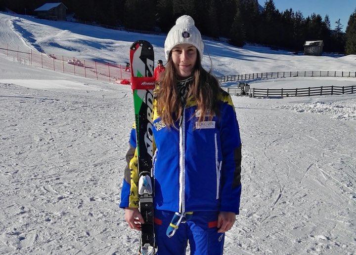 Ottimi risultati per Matilde Minotto nei Giganti FIS di Pfelders (BZ)
